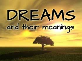Dreams and their Meanings Logo